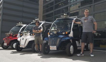 Ford Motor Company and the Massachusetts Institute of Technology are collaborating on a new research project that measures how pedestrians move in urban areas to improve certain public transportation services, such as ride-hailing and point-to-point shuttles services.