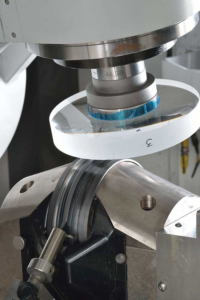 Great Strides in Optical Fabrication