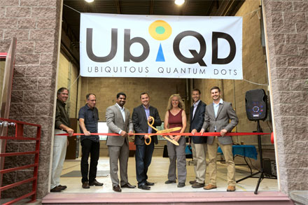 N.M.-based quantum dot developer UbiQD was awarded a SBIR Phase I grant by the National Science Foundation.
