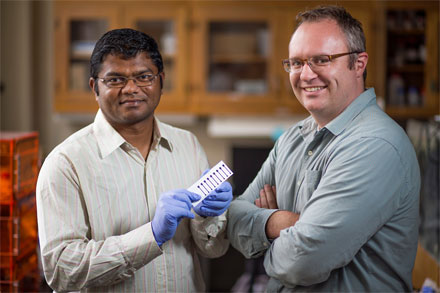 Graphene researchers Iowa State U.