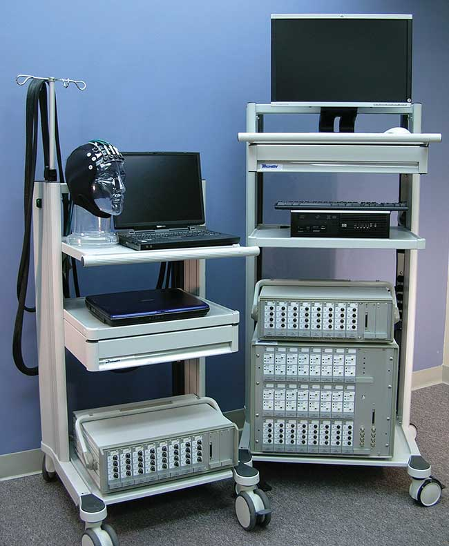TechEn's Techen CW6 systems support continuous-wave NIRS for research and brain mapping.