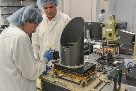 Arizona ASU spectrometer to fly on new NASA mission.