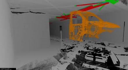 3D Scans Help Automotive Industry Evaluate Data