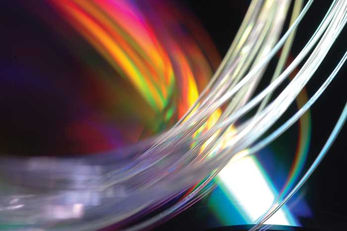 For Optical Fiber, More Bandwidth Looms