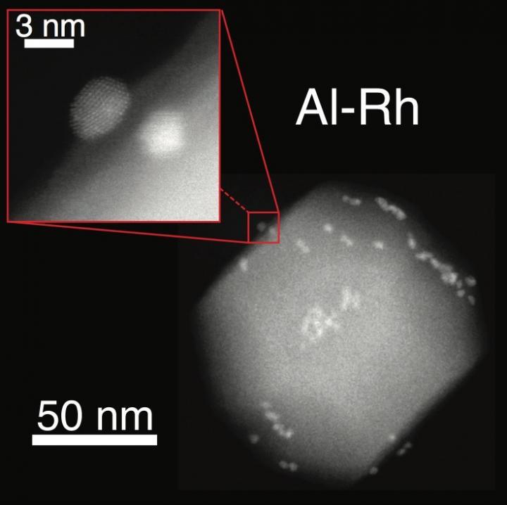 Multifunctional plasmonic nanostructures, Rice University.
