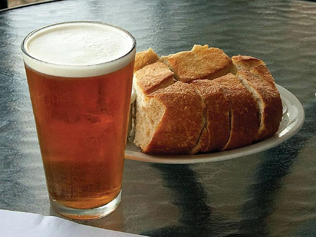 Scientists are using lasers to brew better beer and make healthier bread.