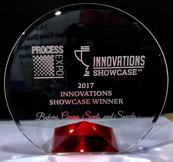 The Brimrose Corporation of America named 2017 Innovations Showcase Winner.