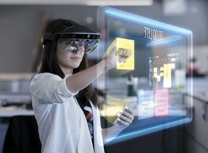 Display Technologies Shape the Immersive Experience