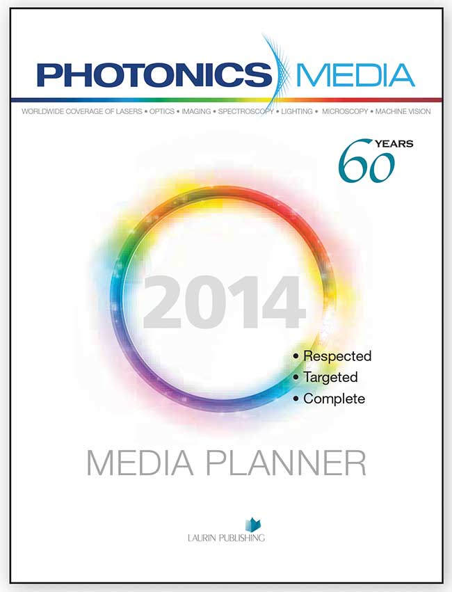 2013 Photonics Media Kit