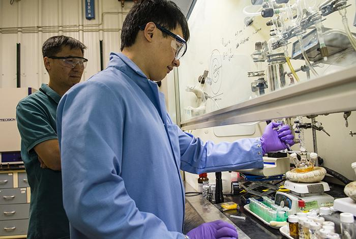 Chemical treatment of QDs improves their efficiency, Los Alamos National Laboratory.