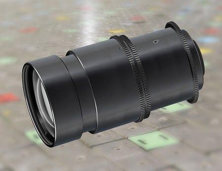 Model 357 lenses