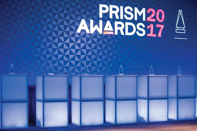 Each year, the Prism Awards honor the photonics industry's top innovators, products and technology.