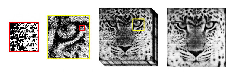 Quanta Image Sensor, Dartmouth College Thayer School of Engineering.
