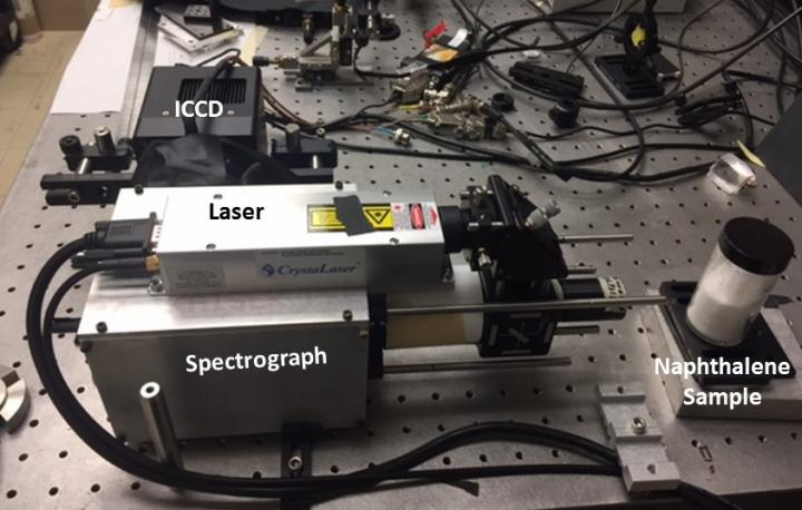 Compact spectroscopy instrument for space exploration, NASA Langley Research Center and University of Hawaii.