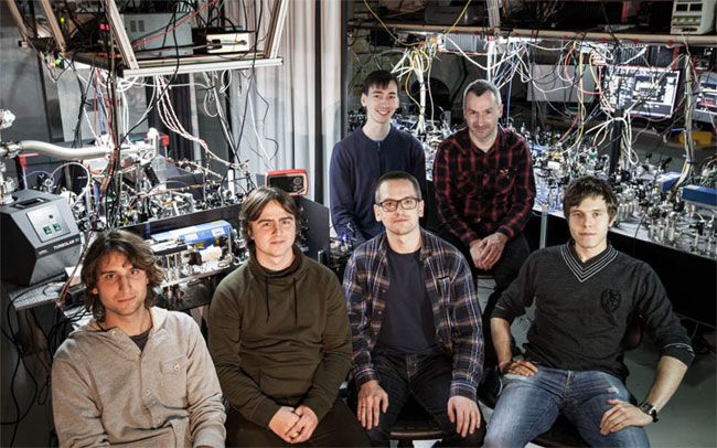 High-capacity quantum memory based on laser-cooled atoms, University of Warsaw research team.