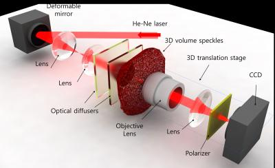 KAIST has novel approach to improving 3D holographic displays.