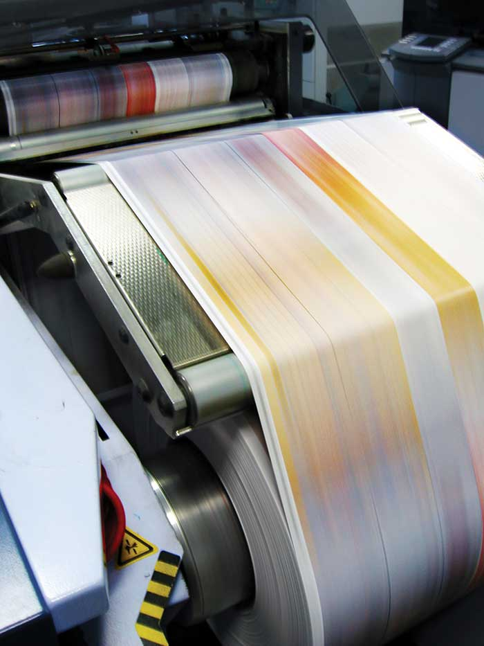 CMOS is an enabling technology for high-speed print inspection.