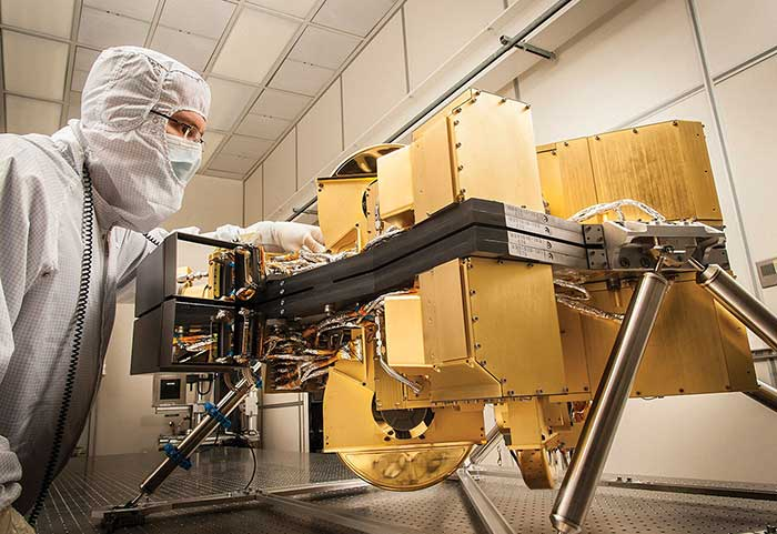 From Crop Science to Space Exploration, Optical Sensing on the Rise