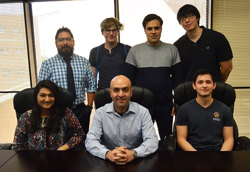 UTA researchers develop new math theory for improvement of imaging technology.