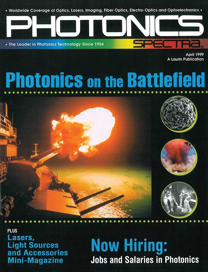 Photonics Specgtra, April 1999.