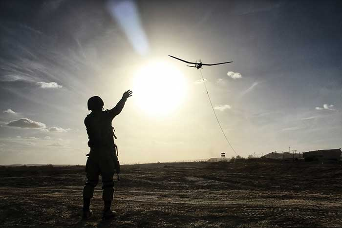 Defense Drones Take Sensing to New Heights | Features | Apr