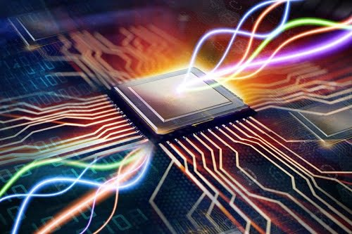 Photonics-based chip-to-chip interconnects ought to be far more efficient than current electrical equivalents, and have the potential to greatly reduce energy consumption in data centers.