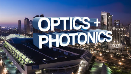 Optics & Photonics Sneak Preview Photo