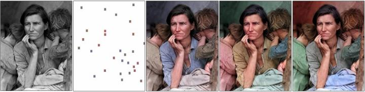 Image Colorization System That Uses Deep Learning, UC Berkeley.