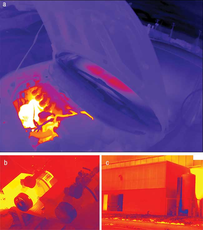 Thermal imaging co<em></em>ntinues to drive sensor growth.