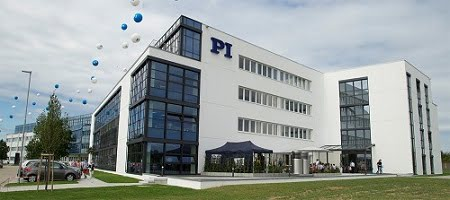 PI's new R&D Center