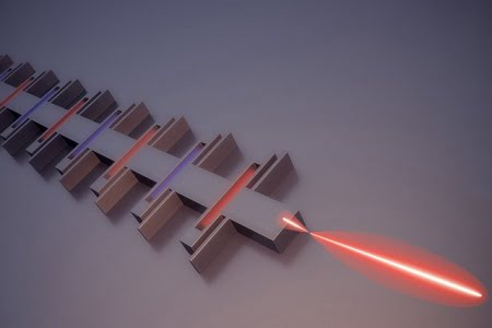A new technique boosts the power output of tiny, chip-mounted terahertz lasers by over 80 percent.