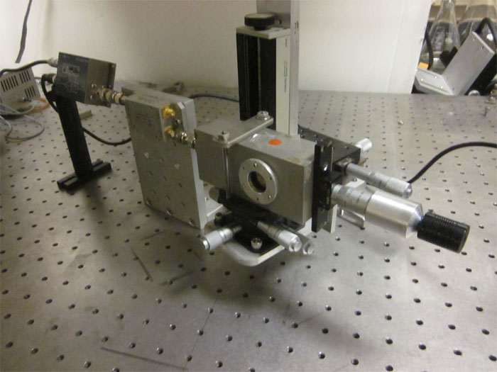 Photoacoustic technique for detecting gases at parts per quadrillion, Brown University.