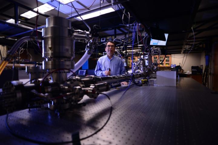 53-attosecond light pulse recorded at University of Central Florida. Team led by Professor Zenghu Chang.
