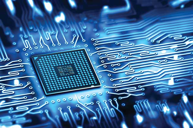 Embedded vision technologies optimize the maintenance of machines and systems.
