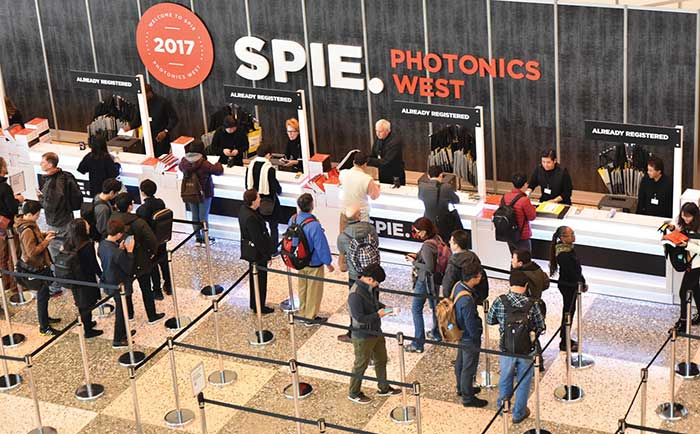 "SPIE BiOS, which kicks off Photonics West, is hailed ""the most important biomedical optics conference you can attend in 2018."""