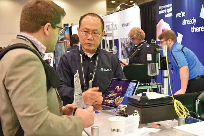 Companies from around the world will showcase their bio-focused products and technologies at SPIE BiOS.