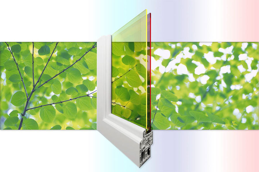 Engineered quantum dots used to power up double pane solar windows.