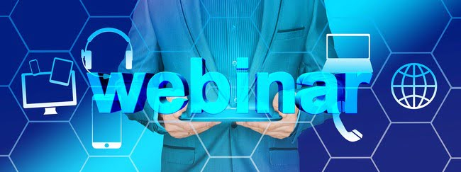 3 Reasons Why Sponsoring a Webinar Is Good for Business