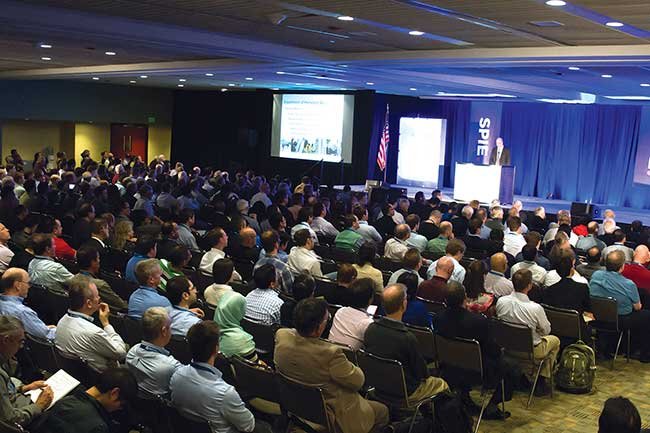 Plenary and other such sessions offer attendees the opportunity to learn about various photonics technologies and applications, from sensors to lidar imaging, as well as challenges and solutions.