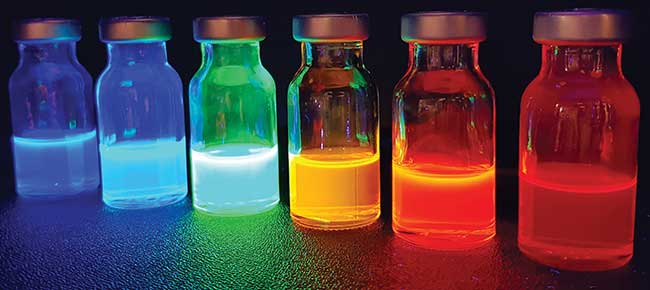 Quantum Dots: Taking the Display World by Storm