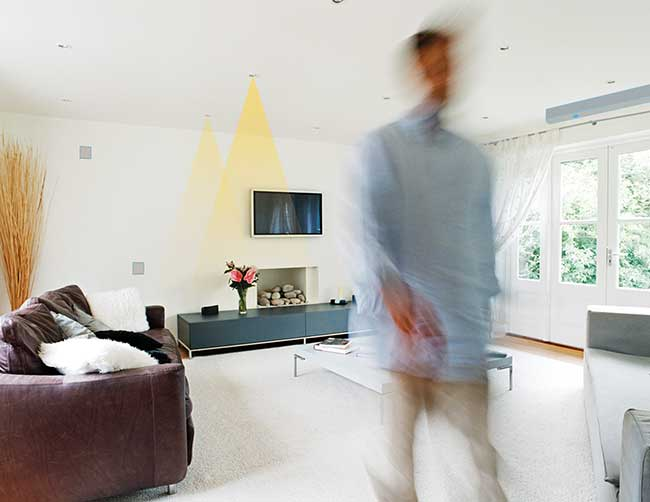 Motion detection is a key component in the advent of smart home products and systems.