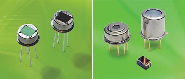 Excelitas Low-Power DigiPyro 1500 series sensors have been engineered to run on 1.8-V power supply to extend in-field service life and offer space economy in reducing power supply requirements for smart home and portable electronic equipment.