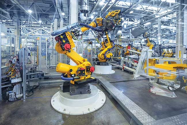 Machine vision software must support fully integrated and highly automated production processes.