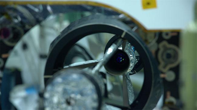 Global Ecosystem Dynamics Investigation (GEDI) instrument, University of Maryland and NASA Goddard.