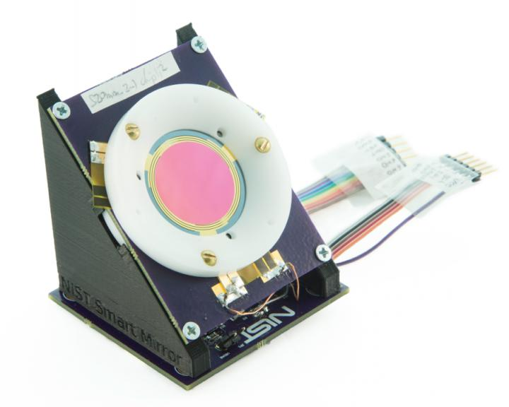 Smart Mirror high-power laser power meter, NIST.