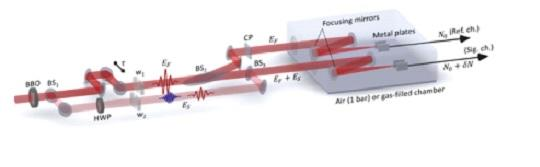 New method uses tunnel ionization for temporal characterization of laser pulse waveforms, IBS.