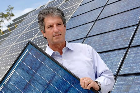 UNSW Sydney Scientia Professor Martin Green, a solar energy pioneer and a winner of the 2018 Global Energy Prize. Courtesy of UNSW.