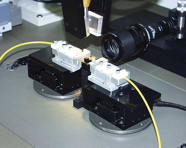 Nanometer-Scale Automation for Optical Device Manufacturing