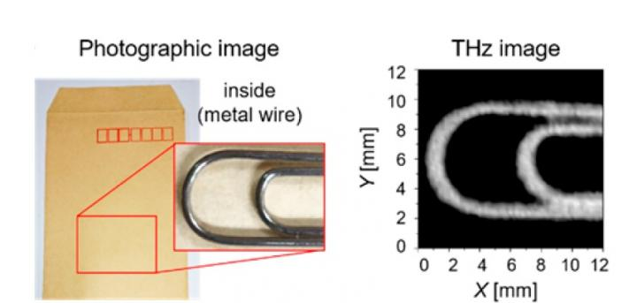 Flexible, bendable THz imagers using carbon nanotubes. Tokyo Institute of Technology.
