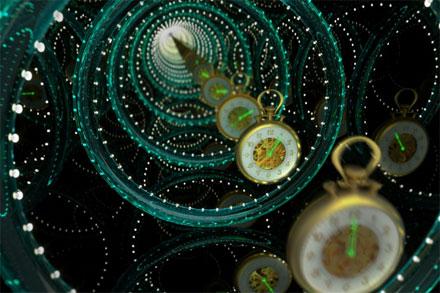 "MIT researchers have developed novel photography optics, dubbed ""time-folded optics."""